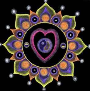 Mandala del perdón. Foto por www.photobucket.com