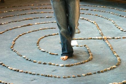Katie_Walking_Labyrinth_2