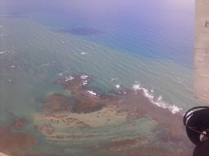 La isla de Culebra. Foto por Samadhi Yaisha, 2014