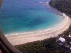 La isla de Culebra. Foto por Samadhi Yaisha, 2014.