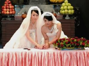 Same-sex marriage Taiwan