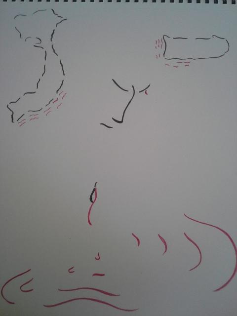 My drawing Vietnam