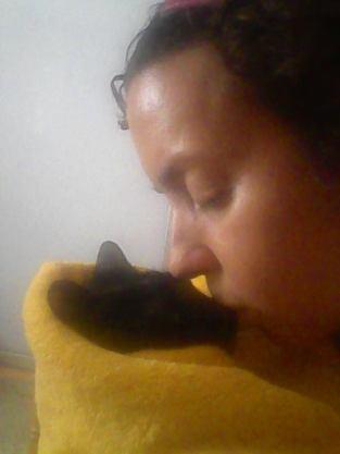 Cuidando a Romeo durante su tratamiento