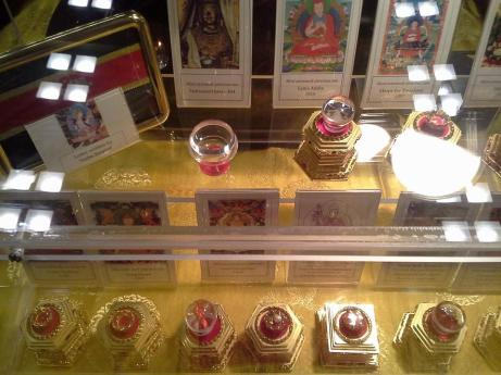 Buddhist Relics Kansas City 2