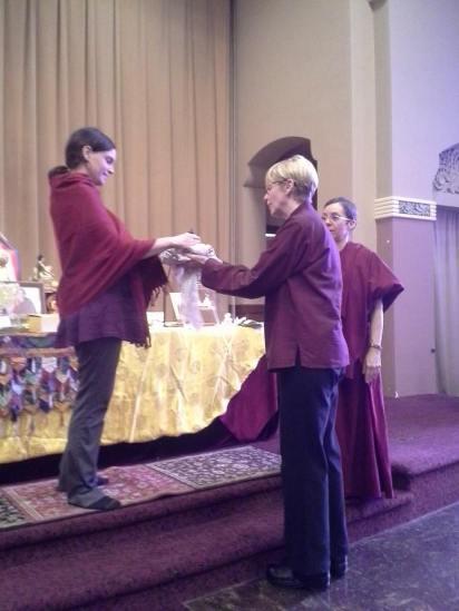 Buddhist Relics Kansas City 9