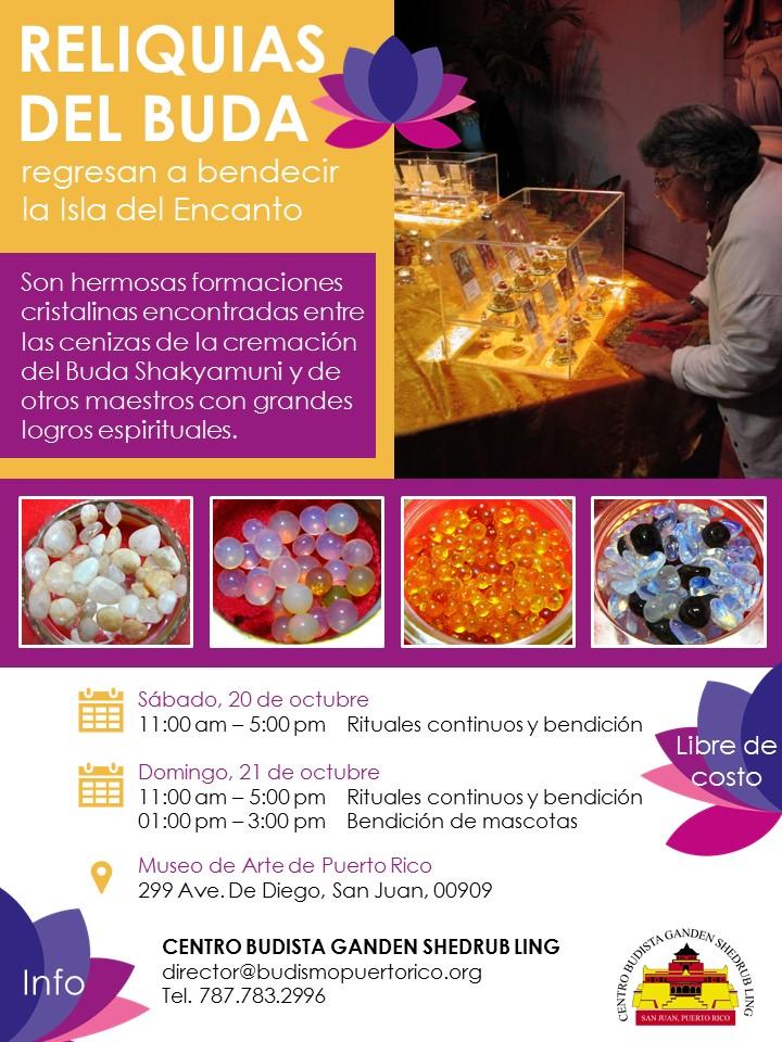 Flyer-Reliquias del Buda (full page)-05ago2018